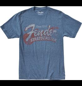 Fender Fender® Since 1954 Strat T-Shirt, Blue, M