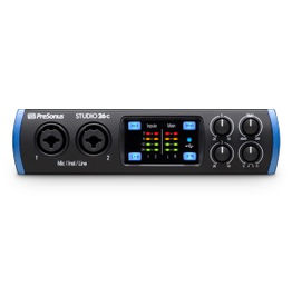 Presonus Presonus Studio 26C Interface USB-C