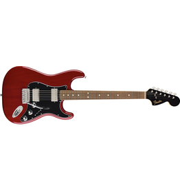 Fender Limited Edition Mahogany Blacktop Strat PF CRT