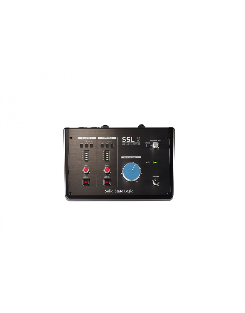 SSL 2 AUDIO INTERFACE
