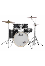 "Pearl Pearl Exx Plus  22"" Fusion Kit Jet Black"