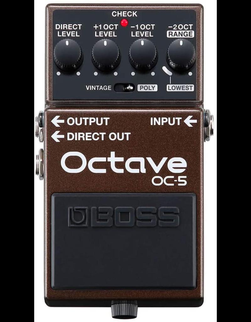 Boss Boss OC-5 Octave Guitar Effect Pedal