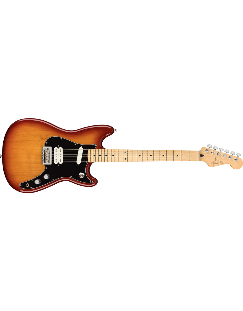 Fender Fender Player Duo-Sonic™ HS, Maple Fingerboard, Sienna Sunburst