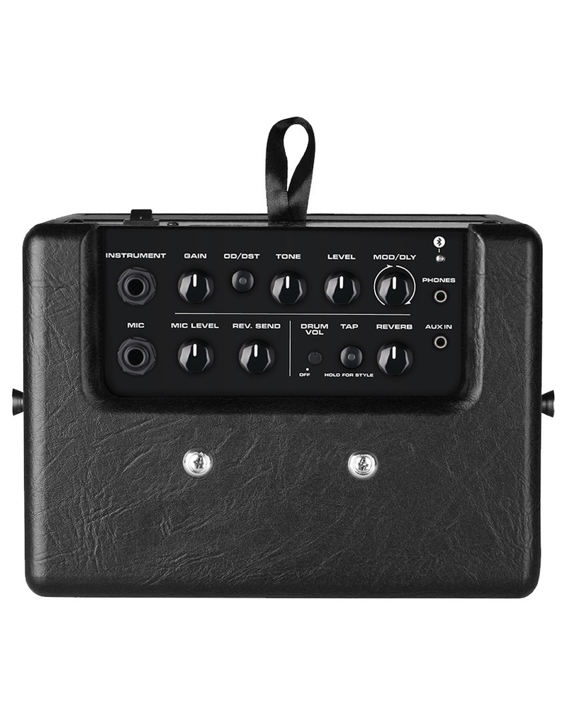 NU-X MIGHTY8BT Digital 8W Guitar Amplifier with Bluetooth & Effects Nux