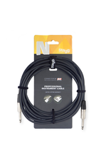 Stagg Stagg Instrument cable, jack/jack (m/m), 1.5 m (5')