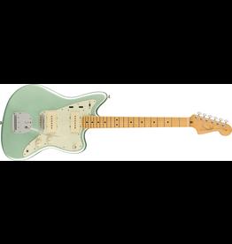 Fender American Professional II Jazzmaster®, Maple Fingerboard, Mystic Surf Green