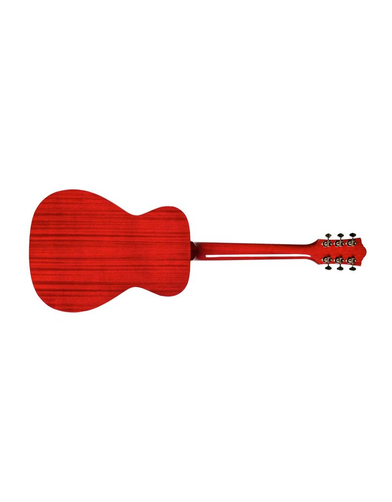 Guild Guild M-120E In Cherry Red