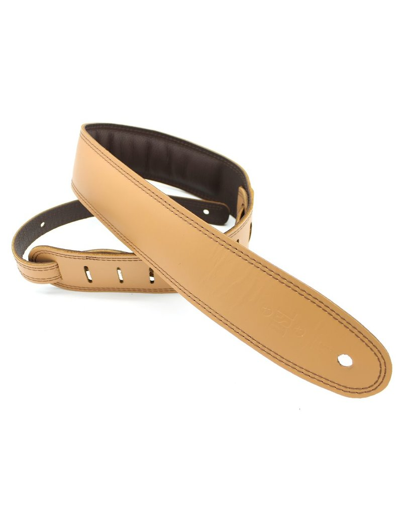 DSL Leather Padded Strap | Tan/Brown