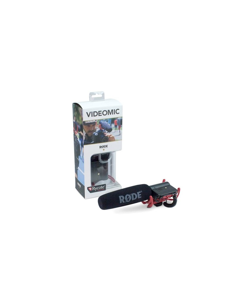 Rode Rode VideoMic Directional On-camera Microphone