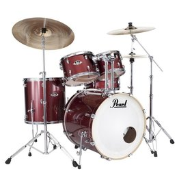 "Pearl Pearl Export 22"" Black Cherry Sparkle"