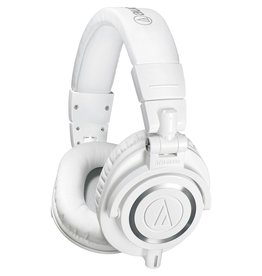 Audio Technica M50X Heaphones White