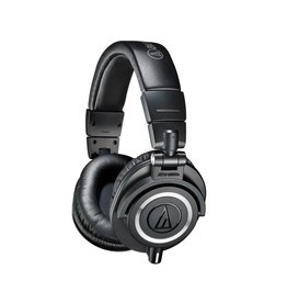 Audio Technica M50x Headphones Black