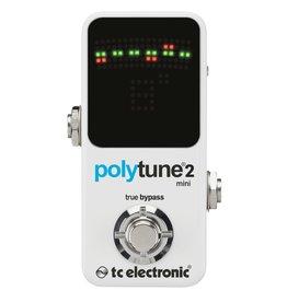 TC Electronics TC Electronics Polytune 2 Mini (White)