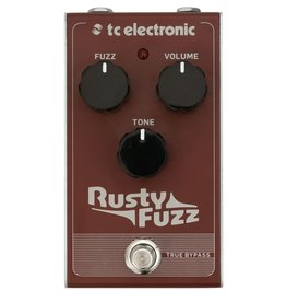 TC Electronics Rusty Fuzz