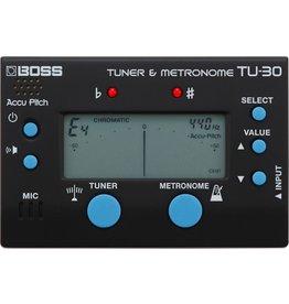 Boss Boss TU-30 Tuner Metronome