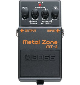 Boss Boss MT-2 Metal Zone