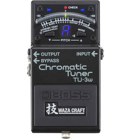 Boss TU-3W Chromatic Pedal Tuner