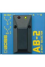 Boss Boss AB-2 2-Way Selector