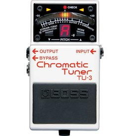 Boss Boss TU-3 Chromatic Tuner