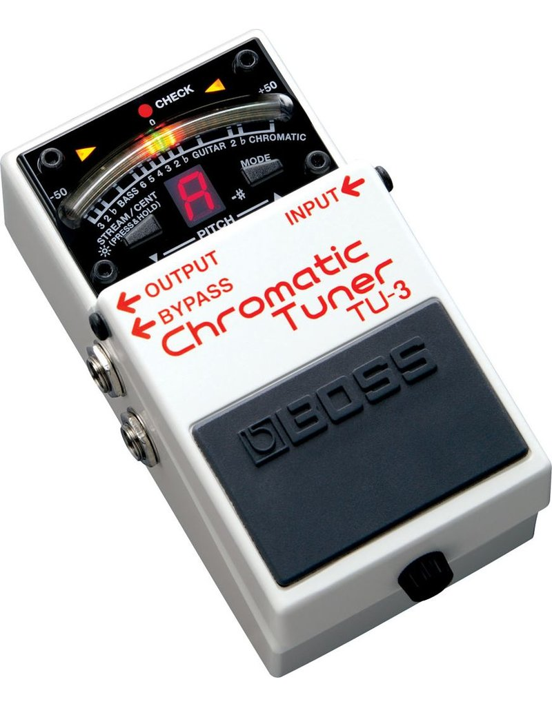 Boss Boss TU-3 Chromatic Tuner