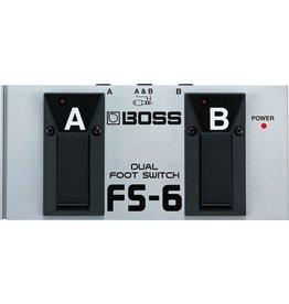Boss Boss FS-6 Dual Footswith