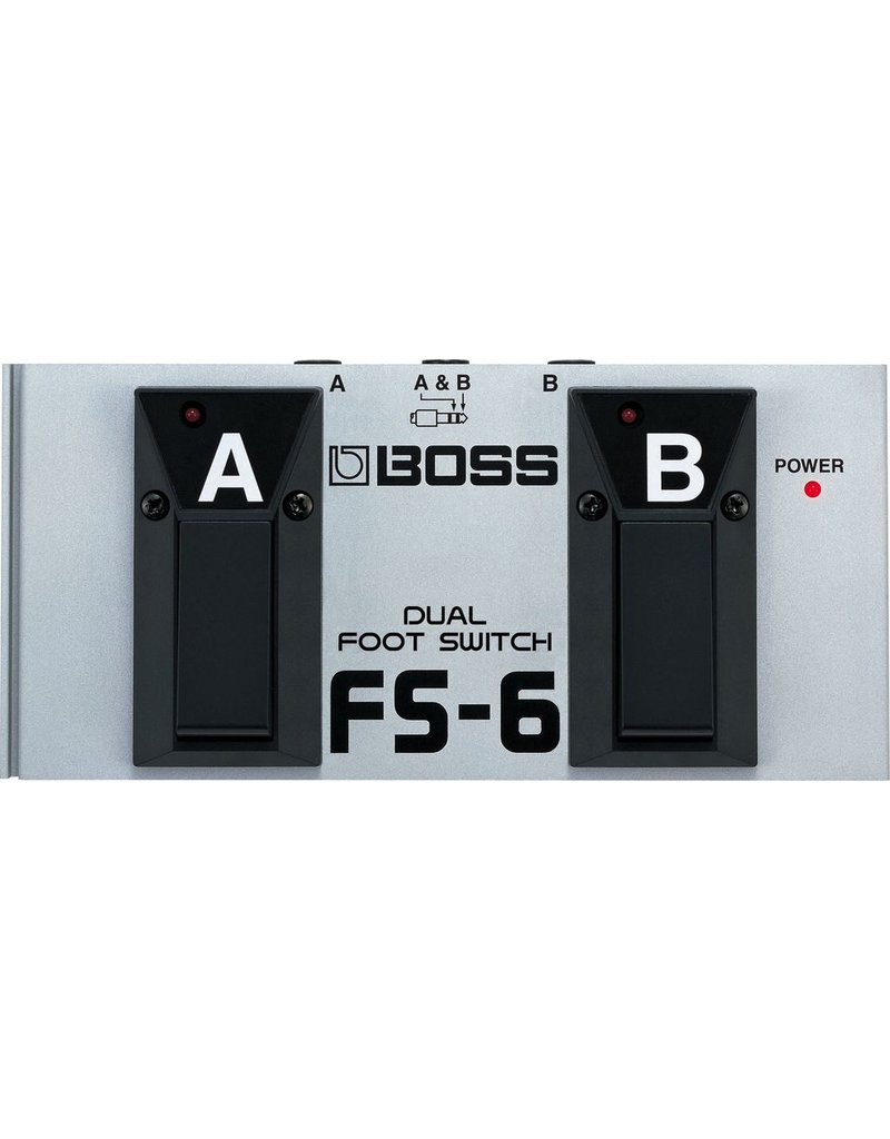 Boss FS-6 Dual Footswith
