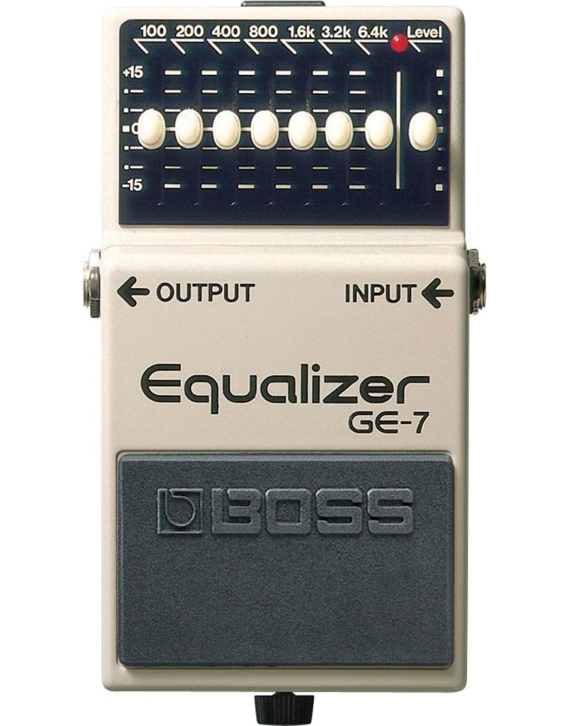 Boss Boss GE-7 Graphic Equalizer