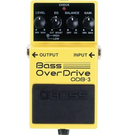 Boss Boss ODB-3 Bass Overdrive
