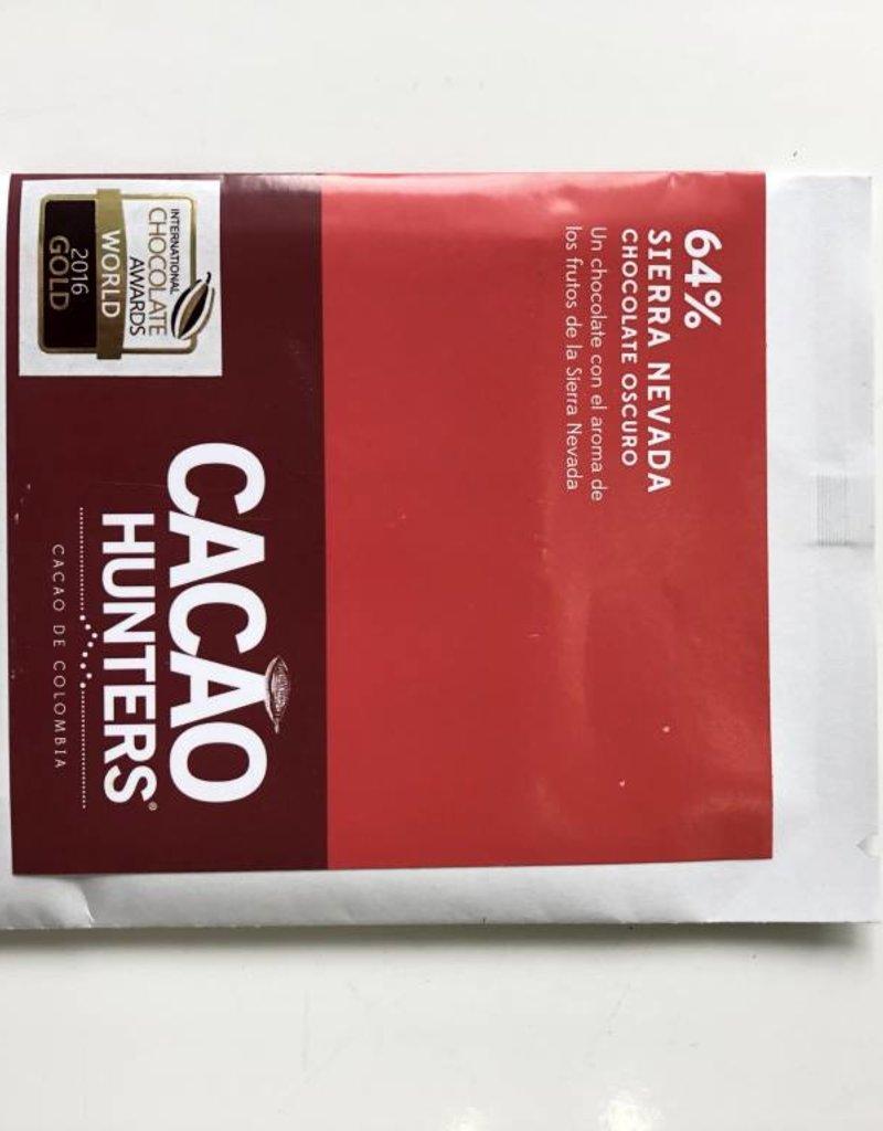 Cacao Hunters Cacao Hunters Sierra Nevada 64%