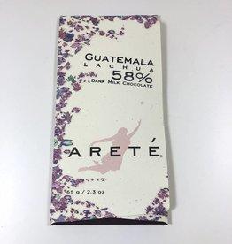 Areté Fine Chocolate Areté Guatemala Lachua 58%