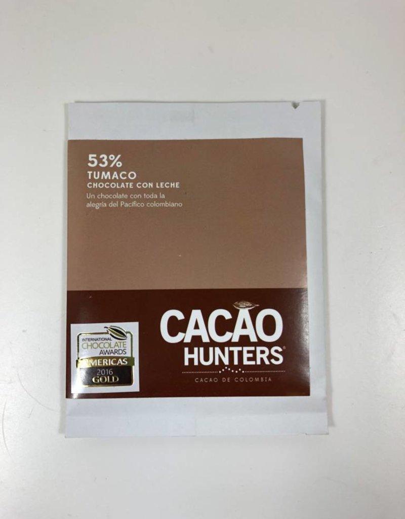 Cacao Hunters Cacao Hunters Tumaco 53%