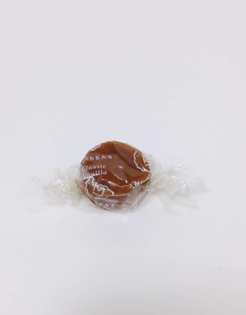 McCrea's Caramels McCrea's Candies Single Piece Vanilla Caramel