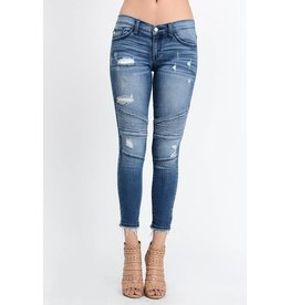 Kancan Motto jeans denim