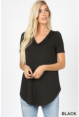 ZENANA RELAXED FIT TEE