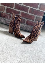 Stella Leopard booties
