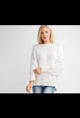 143 STORY Dolman long sleeve soft sweater