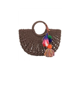 RETRO FASHION Straw trendy bag