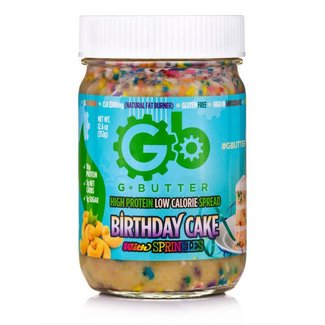 G Butter G BUTTER BIRTHDAY CAKE