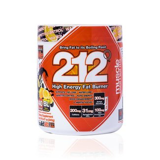 Muscle Elements 212 Black Lemonade 40 Serving