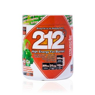 Muscle Elements 212 Candy Apple 40 Serving