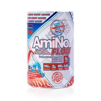 Muscle Elements AMINO FLOW 30 SERVING AMERICA POP