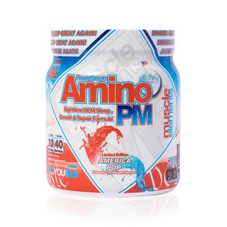 Muscle Elements AmiNo PM America Bomb Pop 40 Servings