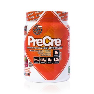 Muscle Elements PRECRE 30 SERV FRUIT PUNCH