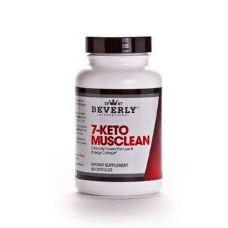 Beverly International 7-KETO MUSCLEAN 90 CAP