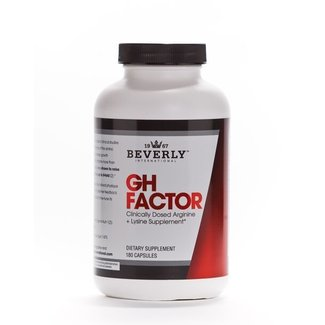 Beverly International GH Factor 180 Capsules
