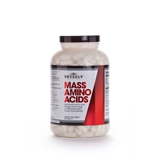 Beverly International MASS AMINO ACIDS 500 TAB
