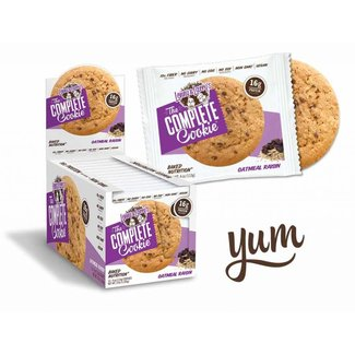 Lenny & Larry's COMPLETE COOKIE OATMEAL RAISIN (Single Cookie)