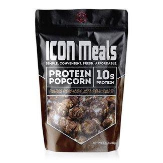 Icon Foods PROTEIN POPCORN DARK CHOCOLATE SEA SALT