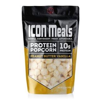 Icon Foods PROTEIN POPCORN PEANUT BUTTER VANILLA