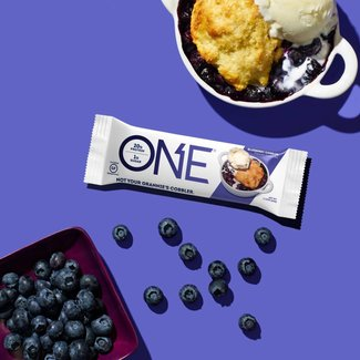 One Brand Blueberry Cobbler One Bar